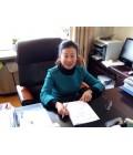 李红——黑龙江省畜牧研究所牧草育种与栽培研究室主任,研究员